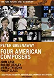 Four American Composers, 2 DVDs, engl. O. m. U.