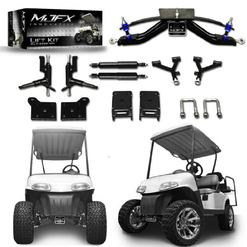 Golf Cart Lift Kit 6'' A-Arm will fit E-Z-Go RXV Electric Golf Carts by Madjax (Madjax Lift Kit compare prices)