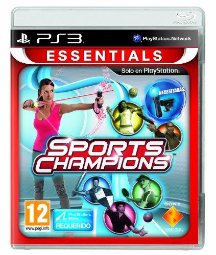 Sports Champions -Move- [Spanish Import]