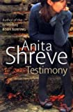 Testimony (0316730734) by Shreve, Anita