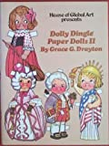 img - for Dolly Dingle Paper Dolls II Full Color Reproductions of 20 Antique Paper Dolls Margaret Woodbury Strong Museum book / textbook / text book
