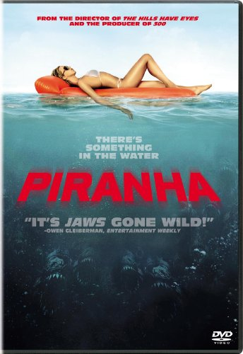 DVD : Piranha [Widescreen] (, Dolby, AC-3, Widescreen)