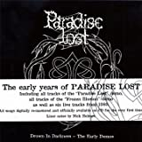 "Drown in Darkness (the Early Demos)von ""Paradise Lost"""