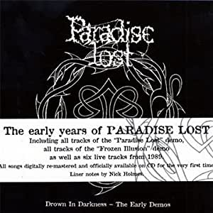 Paradise Lost - Drown in Darkness - the