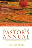The Zondervan 2015 Pastors Annual: An Idea and Resource Book