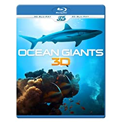 OCEAN GIANTS 3D (Blu-ray 3D & 2D Version) REGION FREE