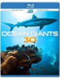 Ocean Giants 3D (Region Free) [Blu-ray 3D + Blu-ray]