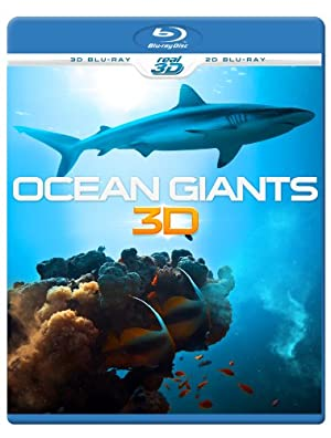 OCEAN GIANTS 3D  REGION FREE