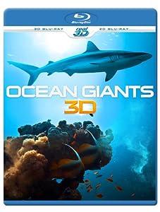 OCEAN GIANTS 3D (Blu-ray 3D & 2D Version) REGION FREE