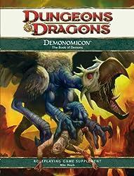 """Demonomicon: A 4th Edition D&d Supplement (""""Dungeons & Dragons"""" Accessory) (""""Dungeons & Dragons"""" Accessory)"""