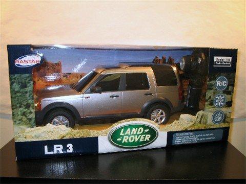 Battery Packs & Chargers: Rastar LR3-14 R/C Land Rover LR-3