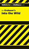 img - for Into the Wild (Cliffs Notes Series) book / textbook / text book