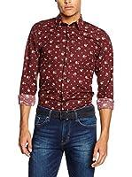 Dolce & Gabbana Camisa Hombre (Granate)