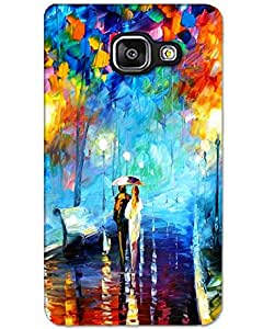Samsung Galaxy A3 (2016) Back Cover Designer Hard Case Printed Cover