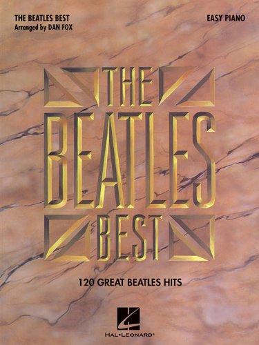 The Beatles Best (Easy Piano (Hal Leonard))