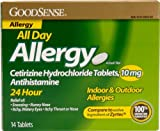 Good Sense Children's All Day Allergy Oral Solution (Grape) 4 fl oz (118 ml)