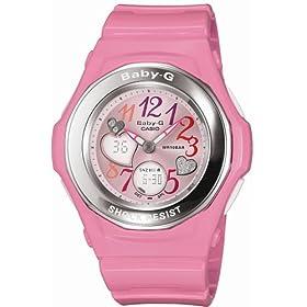 【クリックで詳細表示】[カシオ]CASIO 腕時計 Baby-G ベビージー Gemmy Dial Series BGA-101-4BJF レディース: 腕時計