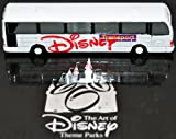 Walt Disney World Disney Transportation Van Hool diecast bus