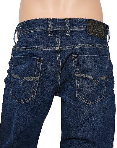 Men's Diesel Korrik Relaxed Straight Leg Jean 8P8 Size 30x32