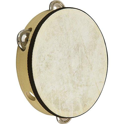 Rhythm Band School Children Kids Musical Instrument Tambourine - 7 Inch Wood Rim (Tamborines For Kids compare prices)
