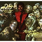 Thriller: 25th Anniversary Edition (CD + DVD) (Hardbook Cover)by Michael Jackson