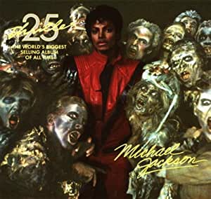 Michael Jackson 25th Anniversary of Thriller(Deluxe Casebook Edition)