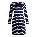 Joules Thurwell Dress - French Navy Stripe