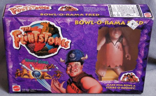 The Flintstones, Bowl-A-Rama Fred