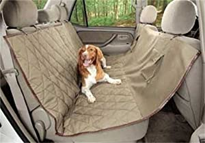 Solvit Sta-Put Deluxe Hammock Pet Seat Cover