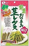 なとり 野菜おつまみ茎レタス梅しそ味 35g×5袋
