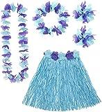 Widman - Disfraz de hawaiana para mujer
