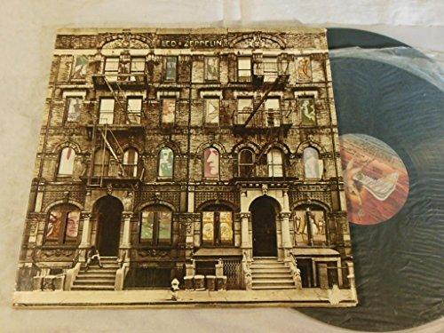 Led Zeppelin/Physical Graffiti/Import Lp