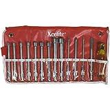 Xcelite 99PR 14-Piece Series 99 Multi-Purpose Nutdriver and Screwdriver Assortment