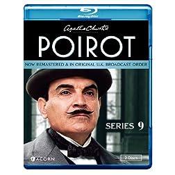 Agatha Christie's Poirot: Series 9 [Blu-ray]