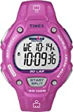 Timex Unisex T5K619 Ironman Traditional 30-Lap Shine Pink Resin Strap Watch