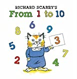 Richard Scarry's from 1 to 10 (Richard Scarry Board Book)