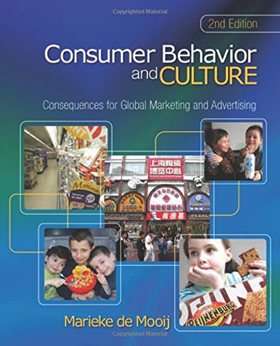 Consumer Behavior and Culture: Consequences for Global...