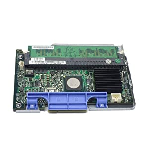 Genuine Dell PowerEdge 1950 2950 Server SAS RAID Controler W/ Memory WX072 0WX072