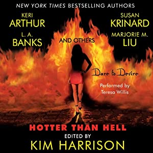 Hotter Than Hell | [Kim Harrison (editor)]