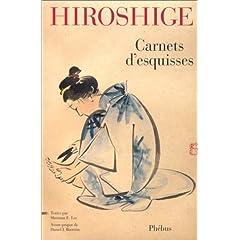 Hiroshige: Carnets d'esquisses - Sherman Lee