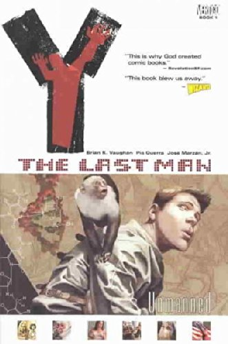 Y: The Last Man 1: Unmanned Y: The Last Man 1