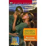 Harvard's Education (Sensation)by Suzanne Brockmann
