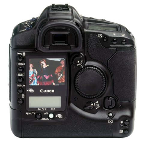 Canon EOS-1Ds (Body Only)