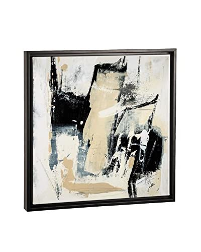 Julian Spencer Pieces Canvas Print