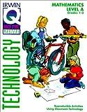 Mathematics Level A: Grades 1-2 (Quick Start Masters Technology)