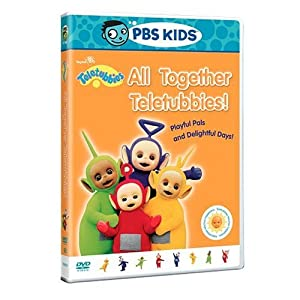 Amazon.com: Teletubbies - All Together Teletubbies: Rolf Saxon