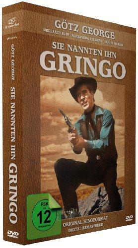 Sie nannten ihn Gringo - mit Götz George - Western Filmjuwelen