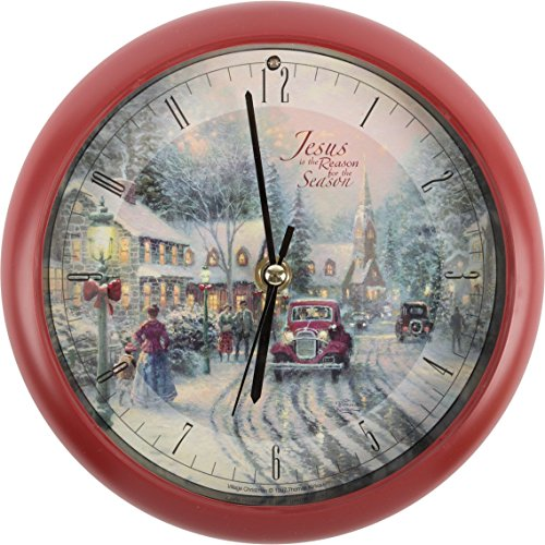 Thomas kinkade wall clocks