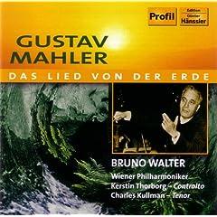 MAHLER: Das Lied Von Der Erde / Vienna Philharmonic / Bruno Walter (US Import)