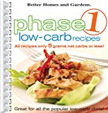 Phase 1 Low-Carb Recipes: All Recipes Only 5 Grams Net Carbs or Less